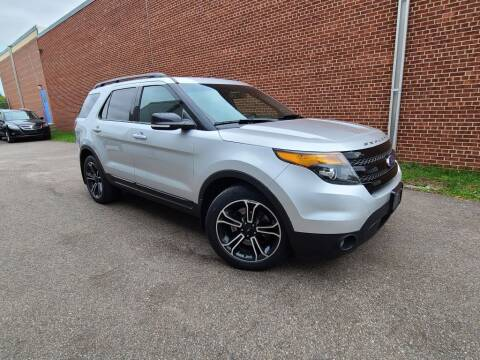 2015 Ford Explorer for sale at Minnesota Auto Sales in Golden Valley MN
