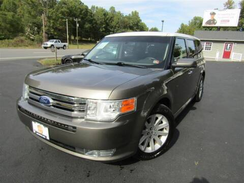 2012 Ford Flex for sale at Guarantee Automaxx in Stafford VA