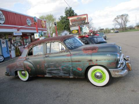 1950 Chevrolet Street Rod for sale at Marshall Motors Classics in Jackson Michigan MI