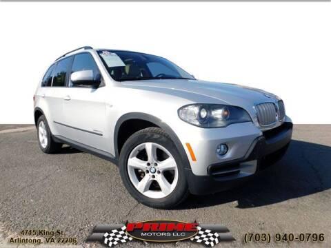 2010 BMW X5 for sale at PRIME MOTORS LLC in Arlington VA