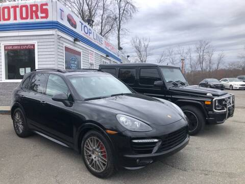 2013 Porsche Cayenne for sale at Top Line Import of Methuen in Methuen MA
