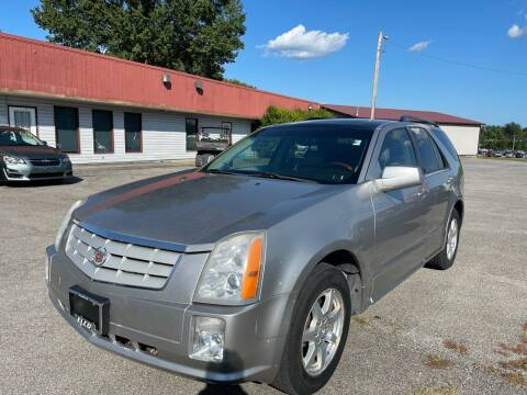 2006 Cadillac SRX for sale at Best Buy Auto Sales in Murphysboro IL