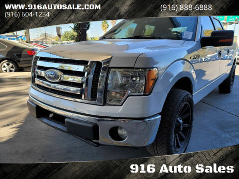 2012 Ford F-150 for sale at 916 Auto Sales in Sacramento CA