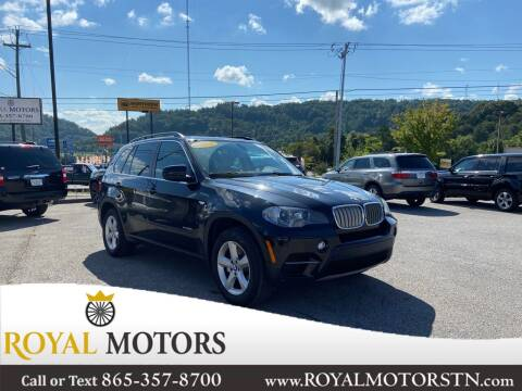2013 BMW X5 for sale at ROYAL MOTORS LLC in Knoxville TN