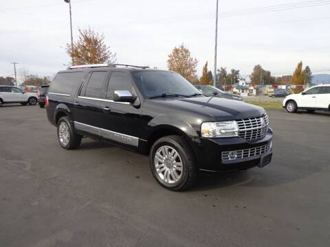 2011 Lincoln Navigator L for sale at New Deal Used Cars in Spokane Valley WA