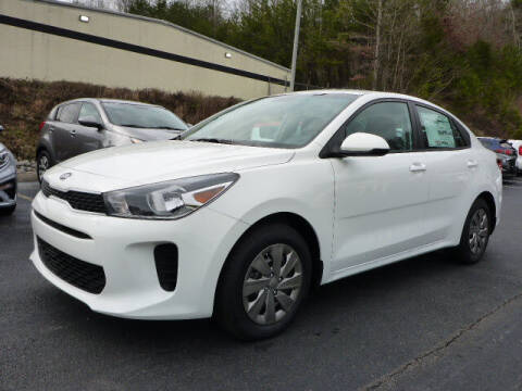 2020 Kia Rio for sale at RUSTY WALLACE KIA OF KNOXVILLE in Knoxville TN