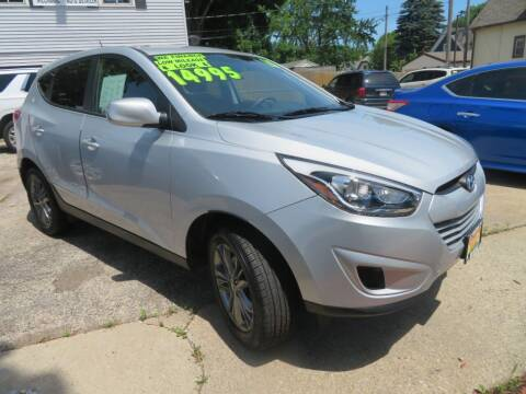 2015 Hyundai Tucson for sale at Uno's Auto Sales in Milwaukee WI