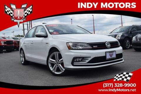 2016 Volkswagen Jetta for sale at Indy Motors Inc in Indianapolis IN