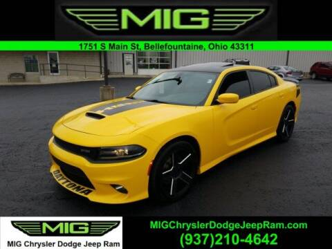 2017 Dodge Charger for sale at MIG Chrysler Dodge Jeep Ram in Bellefontaine OH