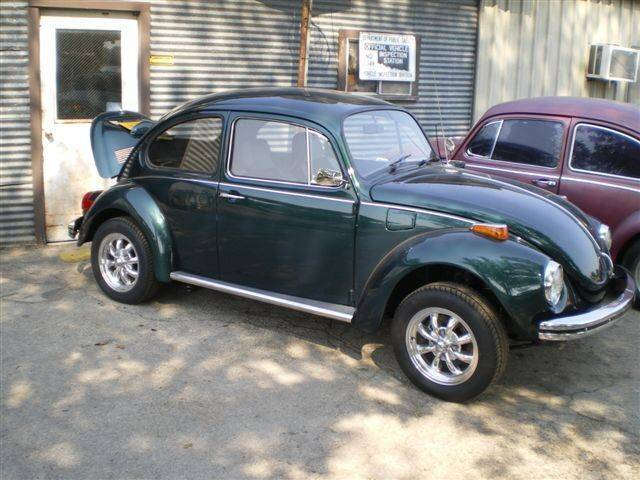1972 Volkswagen Super Beetle for sale in Cadillac, MI