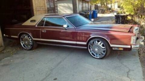 1977 Lincoln Continental for sale at Haggle Me Classics in Hobart IN