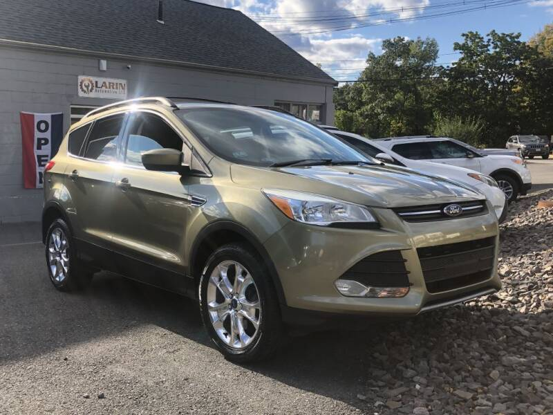 2013 Ford Escape for sale at LARIN AUTO in Norwood MA