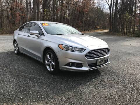 2014 Ford Fusion for sale at 4Auto Sales, Inc. in Fredericksburg VA