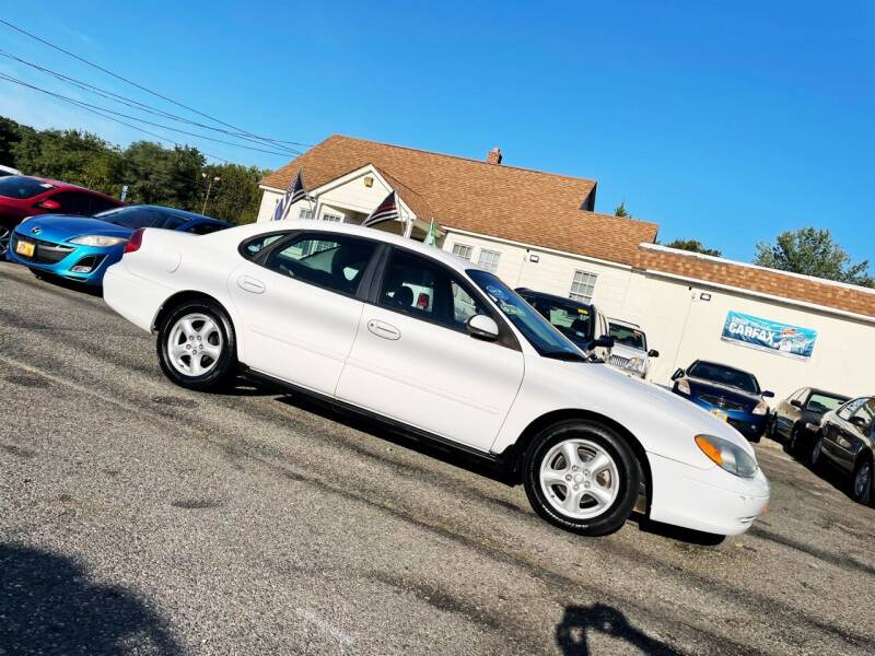 2002 Ford Taurus for sale at New Wave Auto of Vineland in Vineland NJ