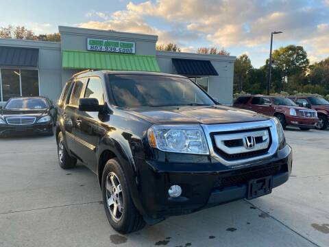 2009 Honda Pilot for sale at Cross Motor Group in Rock Hill SC