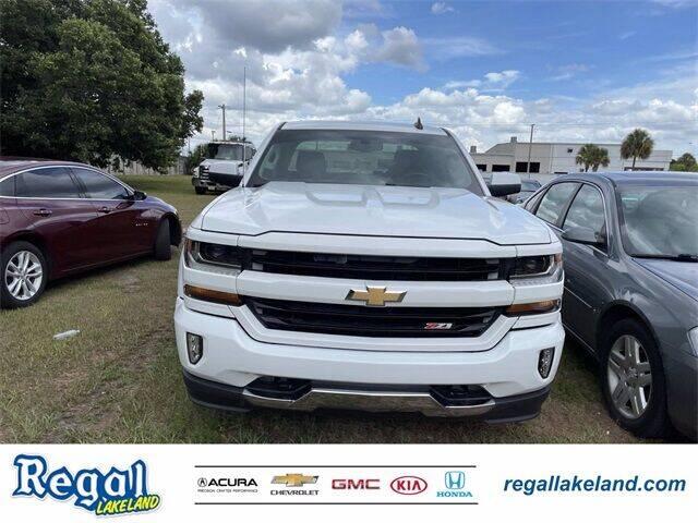 2017 Chevrolet Silverado 1500 for sale in Lakeland, FL
