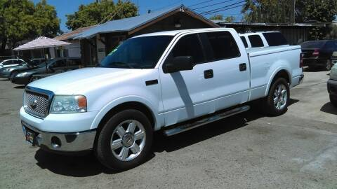 2006 Ford F-150 for sale at Larry's Auto Sales Inc. in Fresno CA