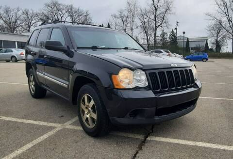 2009 Jeep Grand Cherokee for sale at J & J Used Auto in Jackson MI