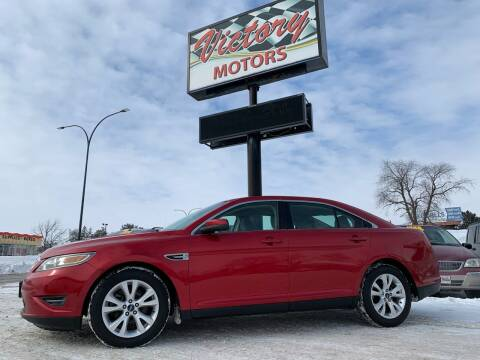 2011 Ford Taurus for sale at Victory Motors in Waterloo IA