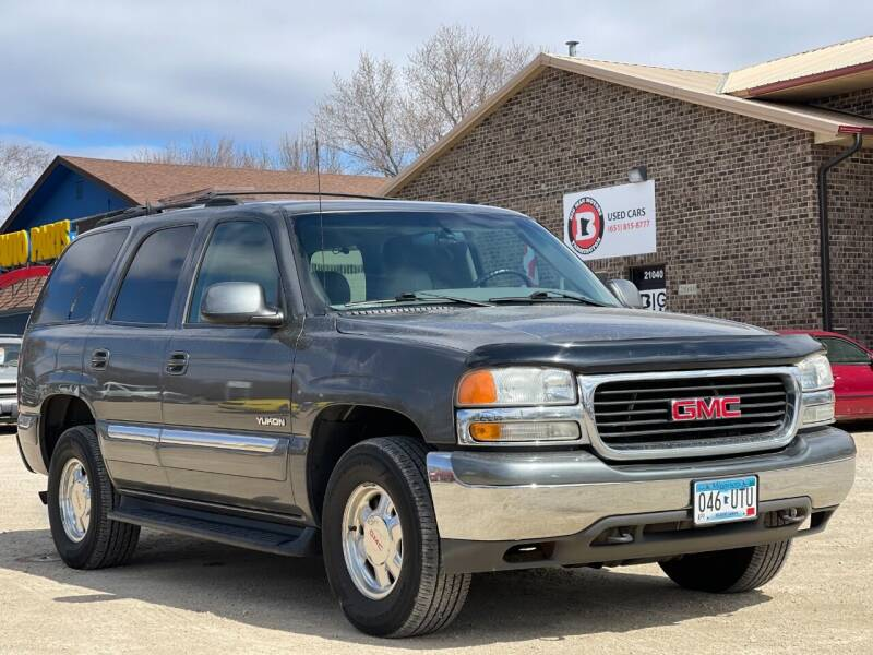 2001 GMC Yukon for sale at Big Man Motors in Farmington MN