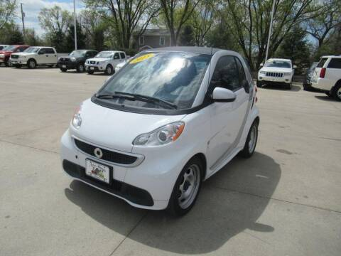 2015 Smart fortwo for sale at Aztec Motors in Des Moines IA