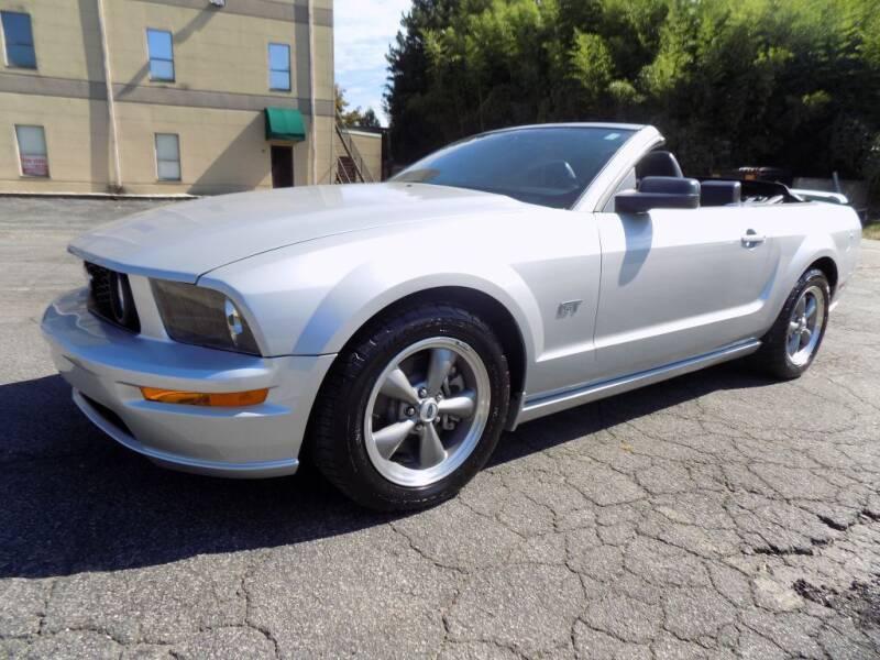 2005 Ford Mustang for sale at S.S. Motors LLC in Dallas GA
