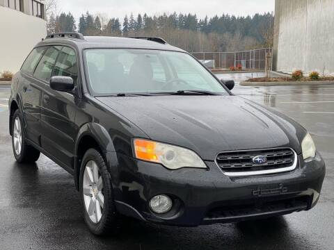 2006 Subaru Outback for sale at Washington Auto Sales in Tacoma WA