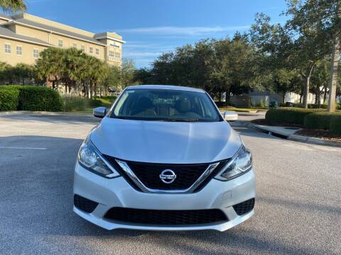 2017 Nissan Sentra for sale at Gulf Financial Solutions Inc DBA GFS Autos in Panama City Beach FL