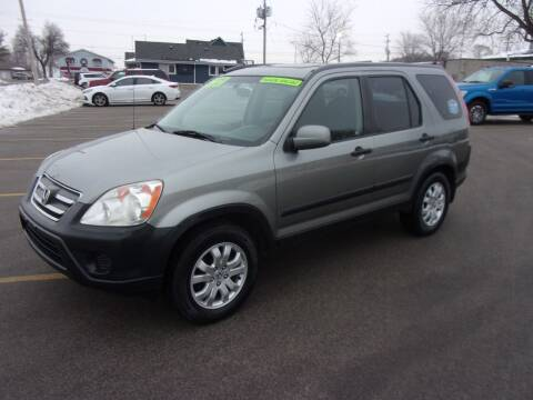 2005 Honda CR-V for sale at Ideal Auto Sales, Inc. in Waukesha WI