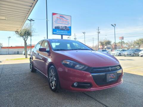 2014 Dodge Dart for sale at Magic Auto Sales in Dallas TX