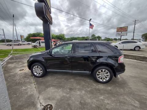 2008 Ford Edge for sale at BIG 7 USED CARS INC in League City TX