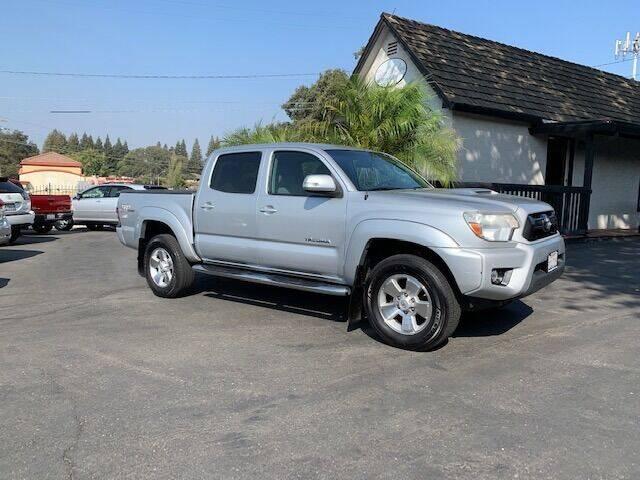 2013 Toyota Tacoma for sale at Three Bridges Auto Sales in Fair Oaks CA