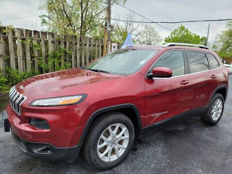 2015 Jeep Cherokee for sale at Shaddai Auto Sales in Whitehall OH