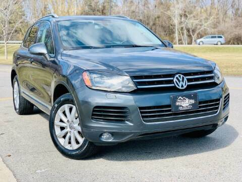 2011 Volkswagen Touareg for sale at Boise Auto Group in Boise ID