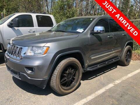 2012 Jeep Grand Cherokee for sale at Brandon Reeves Auto World in Monroe NC
