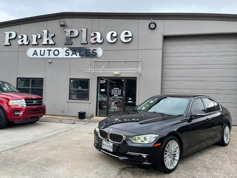 2012 BMW 3 Series for sale at PARK PLACE AUTO SALES in Houston TX