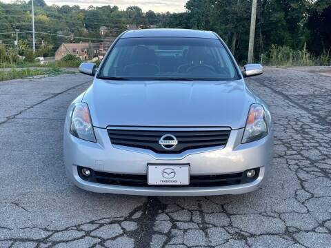 2007 Nissan Altima for sale at Car ConneXion Inc in Knoxville TN