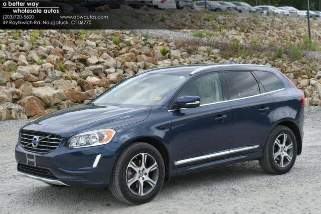 2014 Volvo XC60 for sale in Naugatuck, CT