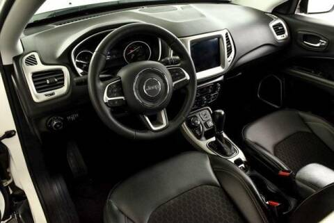 2018 Jeep Compass for sale at CU Carfinders in Norcross GA