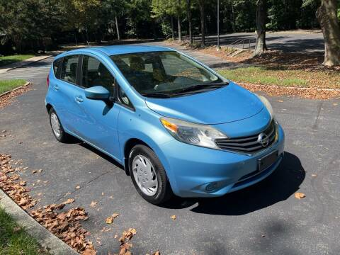 2015 Nissan Versa Note for sale at Bowie Motor Co in Bowie MD