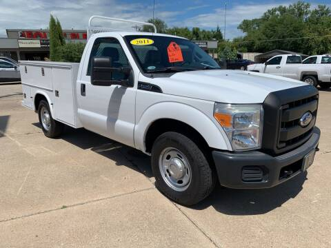 2011 Ford F-250 Super Duty for sale at Foust Fleet Leasing in Topeka KS