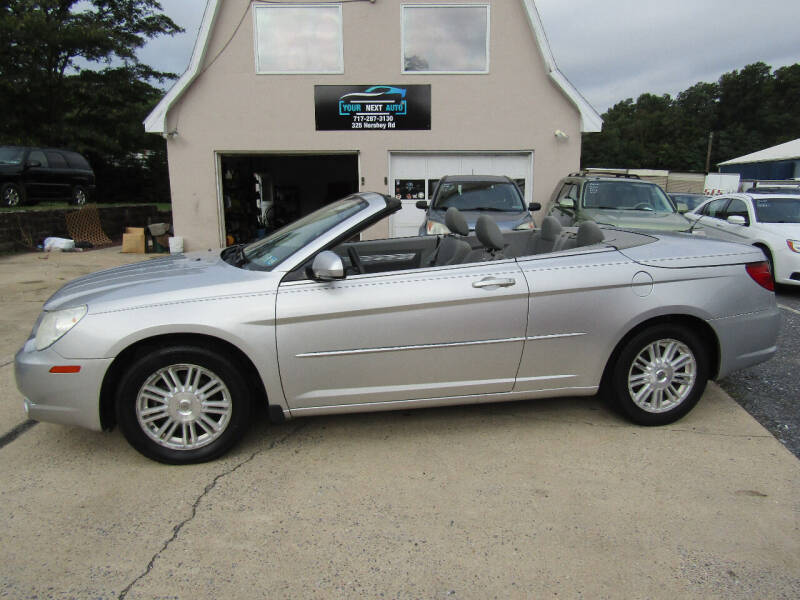 2008 Chrysler Sebring for sale at Your Next Auto in Elizabethtown PA
