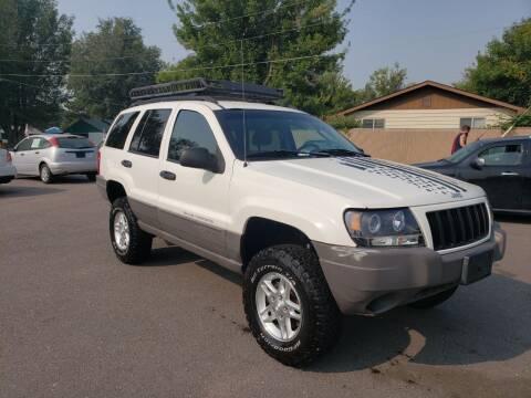2004 Jeep Grand Cherokee for sale at Progressive Auto Sales in Twin Falls ID