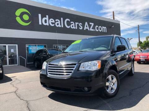 2009 Chrysler Town and Country for sale at Ideal Cars East Mesa in Mesa AZ