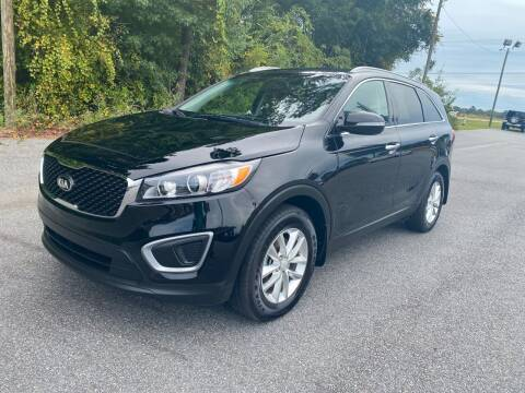 2017 Kia Sorento for sale at Autoteam of Valdosta in Valdosta GA