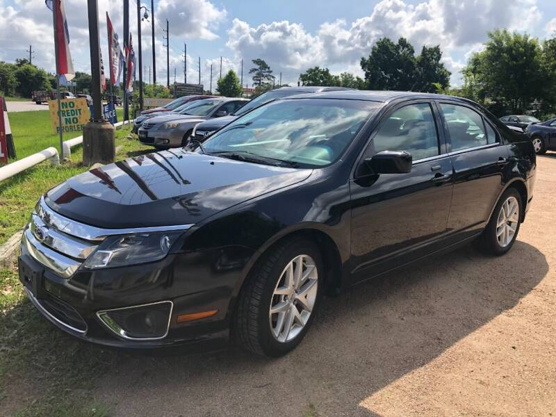 2010 Ford Fusion for sale in Spring, TX