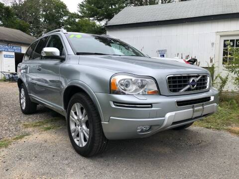 2014 Volvo XC90 for sale at Specialty Auto Inc in Hanson MA
