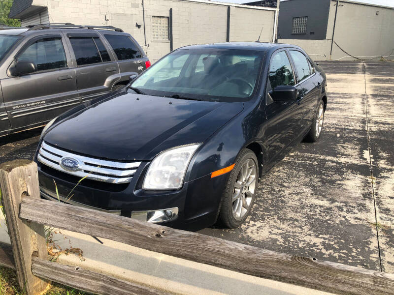 2009 Ford Fusion for sale at D and D All American Financing in Warren MI