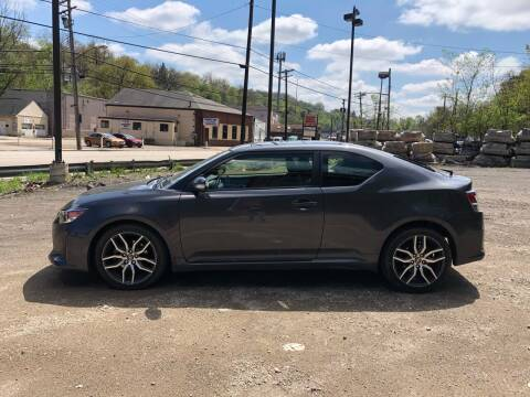 2016 Scion tC for sale at Compact Cars of Pittsburgh in Pittsburgh PA