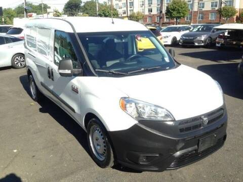 2018 RAM ProMaster City Cargo for sale at EMG AUTO SALES in Avenel NJ